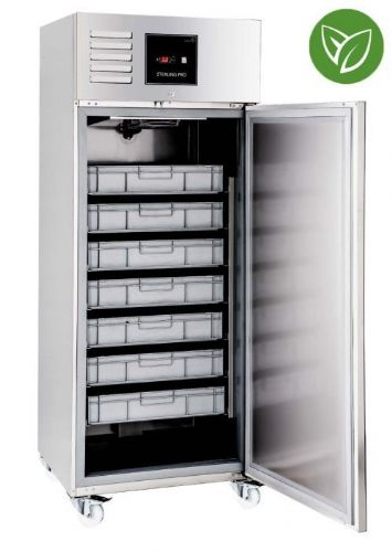 Sterling Pro Green GSPF-601 Single Door Fish Fridge 171 Litres